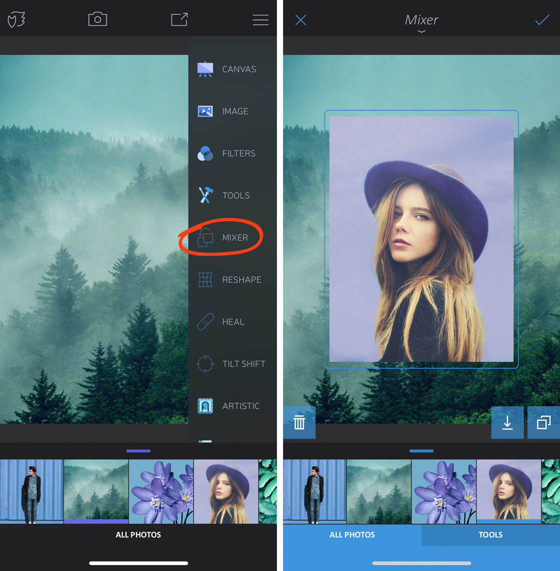 How to use enlight app on iphone 59 no script