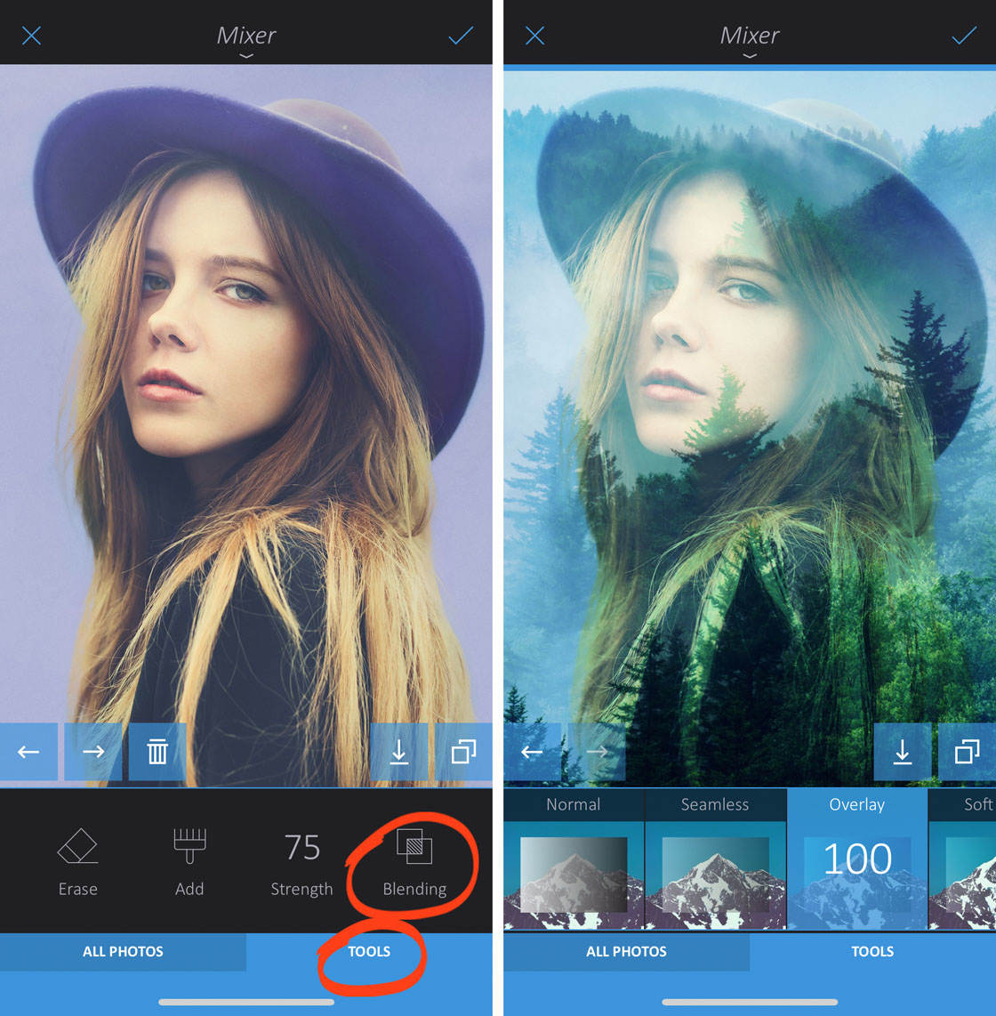 How to use enlight app on iphone 60 no script