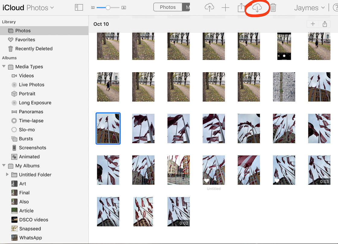 How to transfer photos from iphone to pc 30 no script
