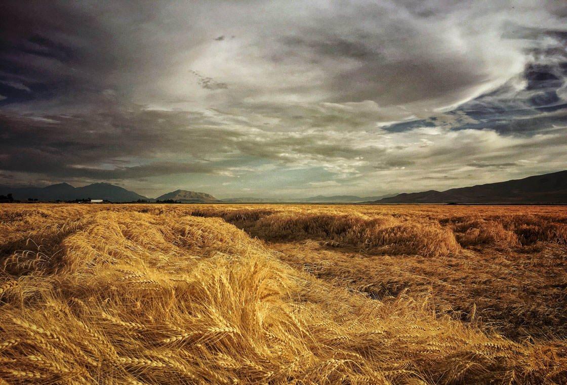 Dramatic landscape photography 4