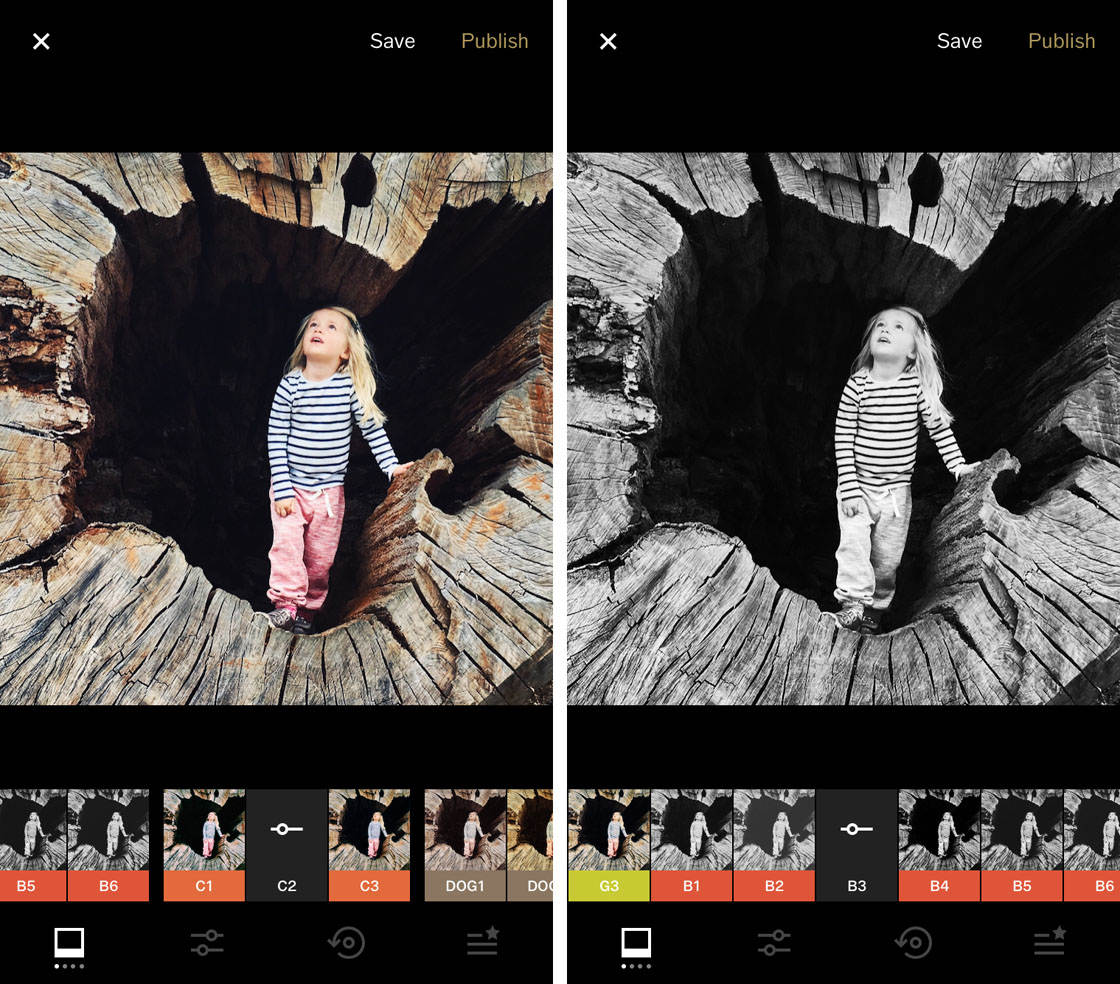 How to use vsco app on iphone 20 no script