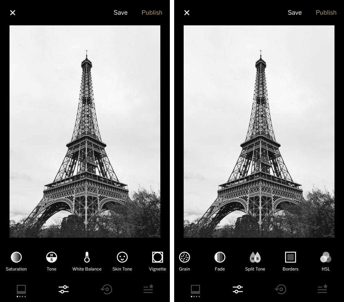 How to use vsco app on iphone 32 no script