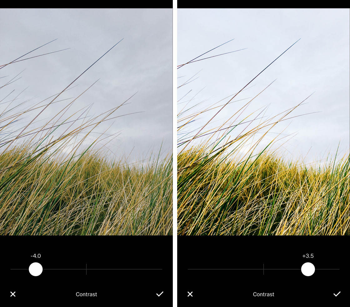 How to use vsco app on iphone 38 no script