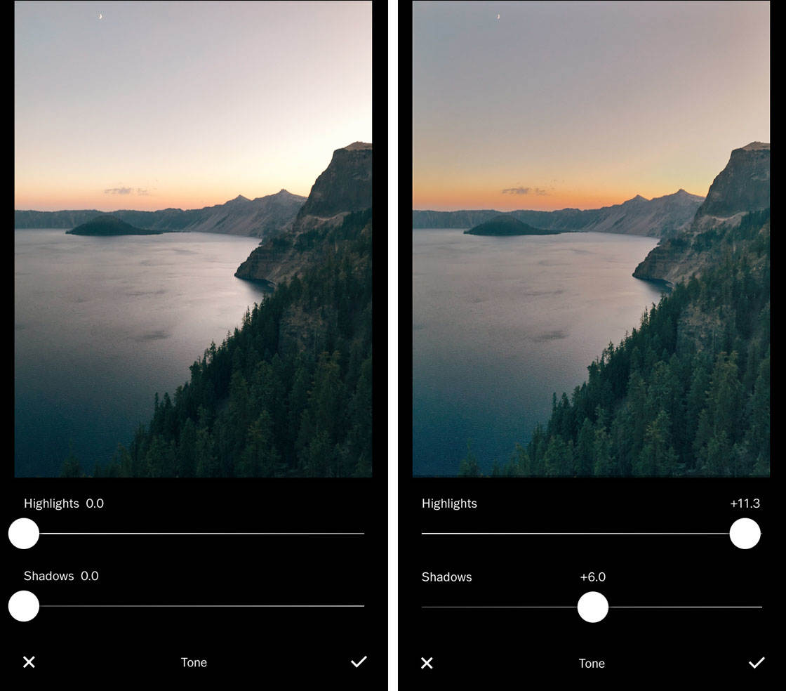 How to use vsco app on iphone 62 no script