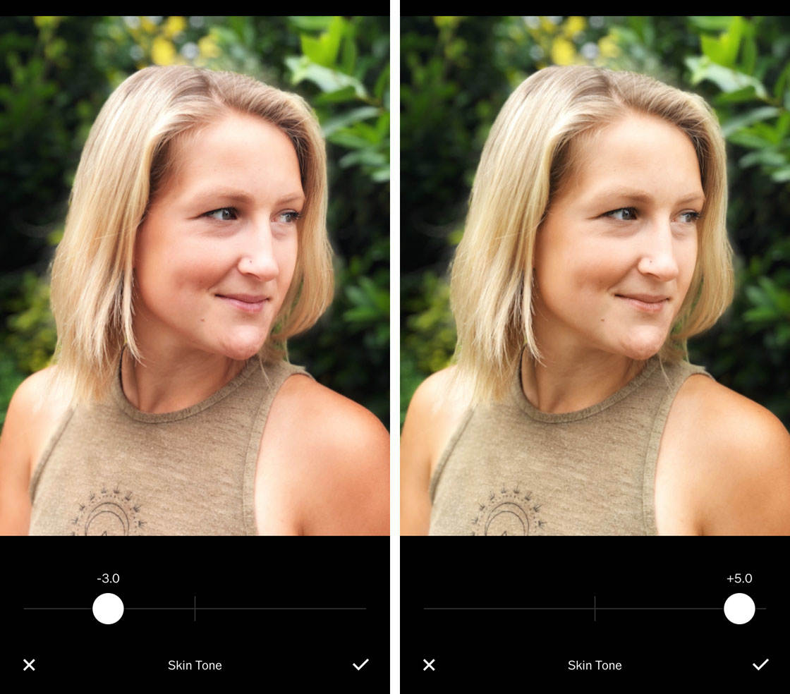 How to use vsco app on iphone 56 no script