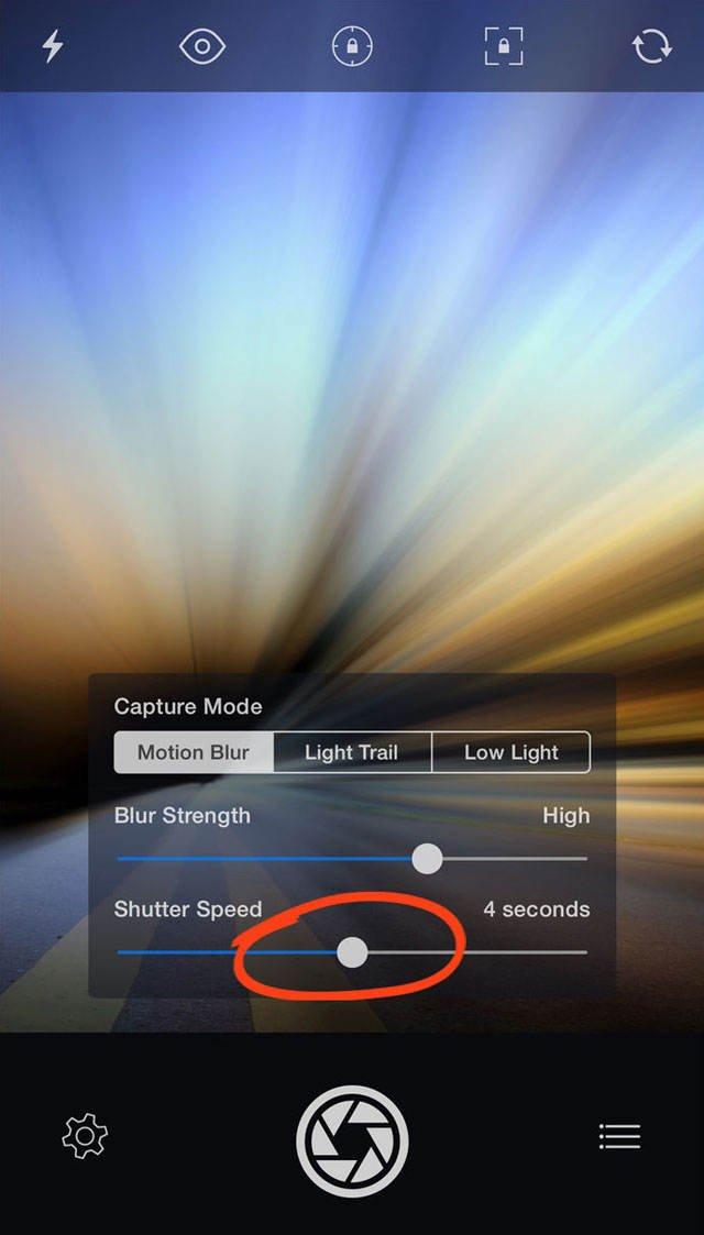 Advanced iphone camera controls 59 no script