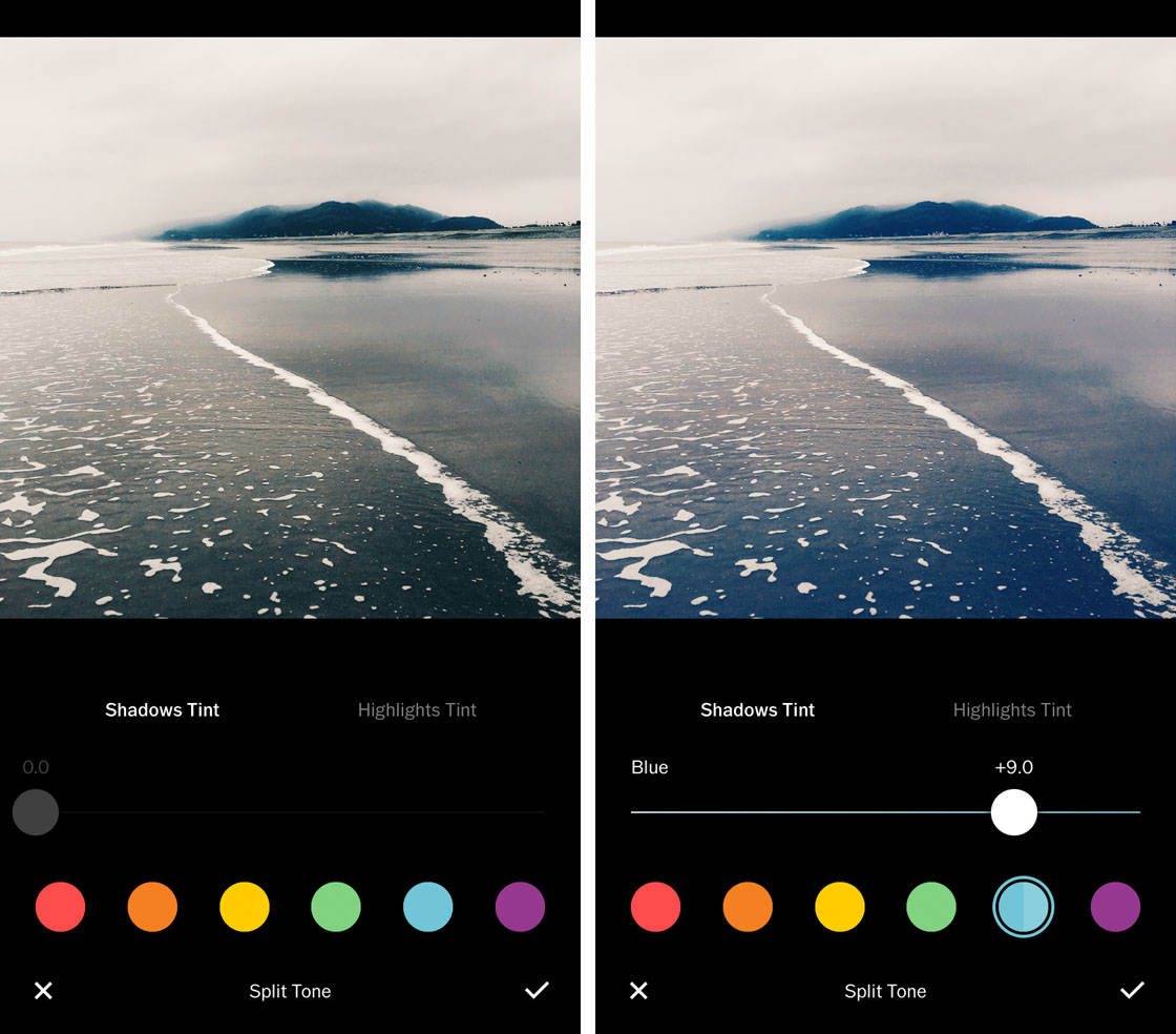 How to use vsco app on iphone 52 no script