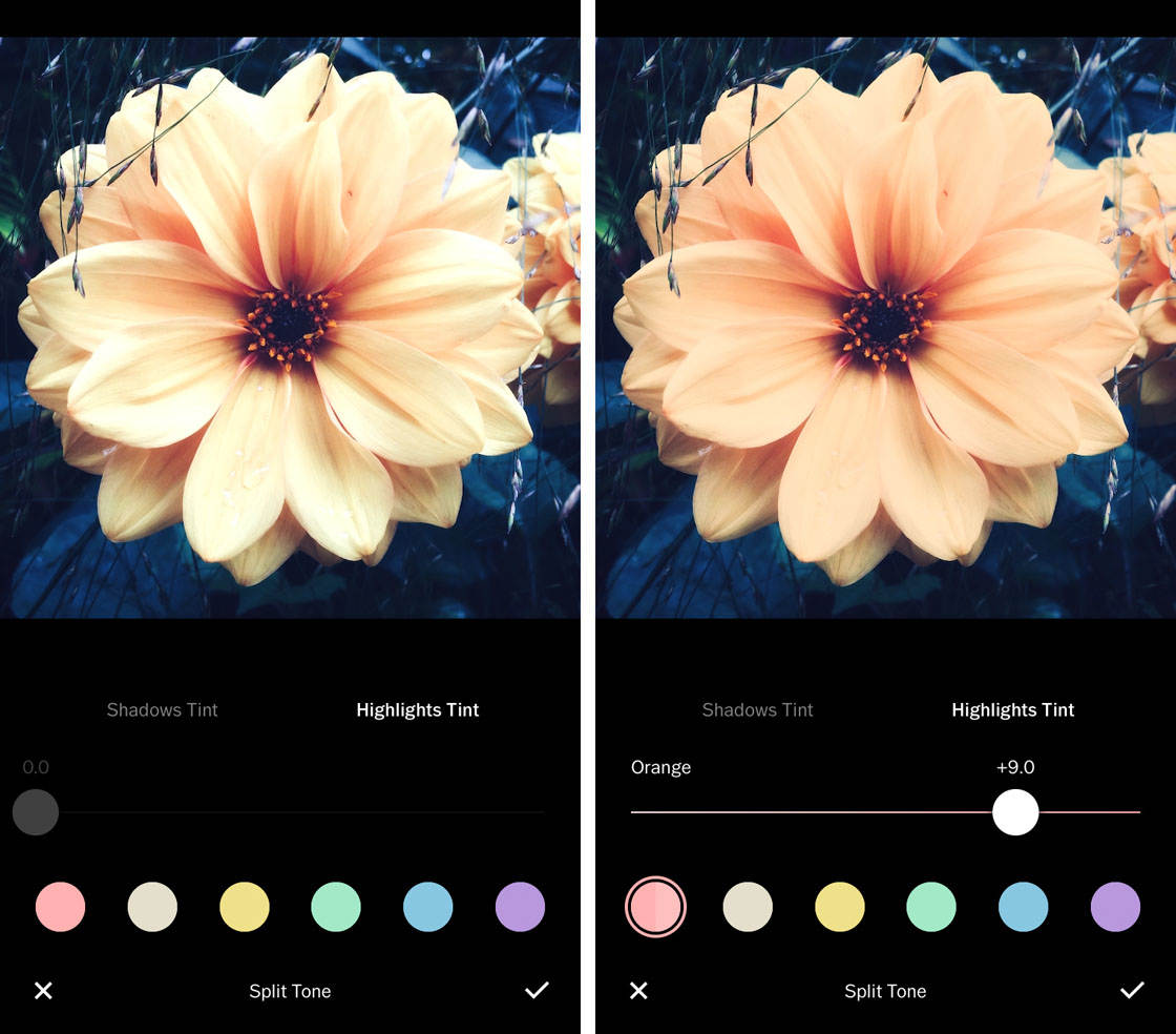 How to use vsco app on iphone 45 no script