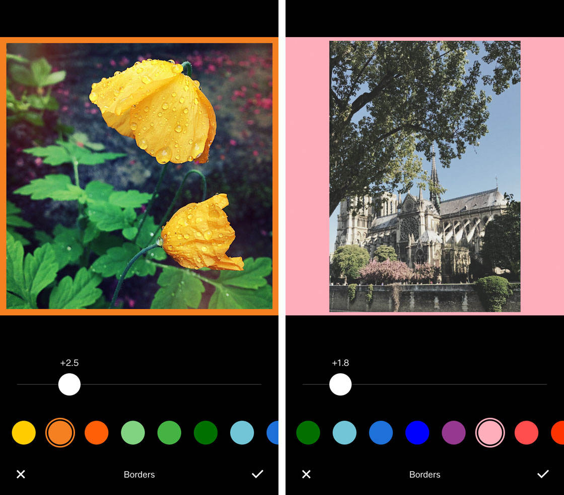 How to use vsco app on iphone 67 no script