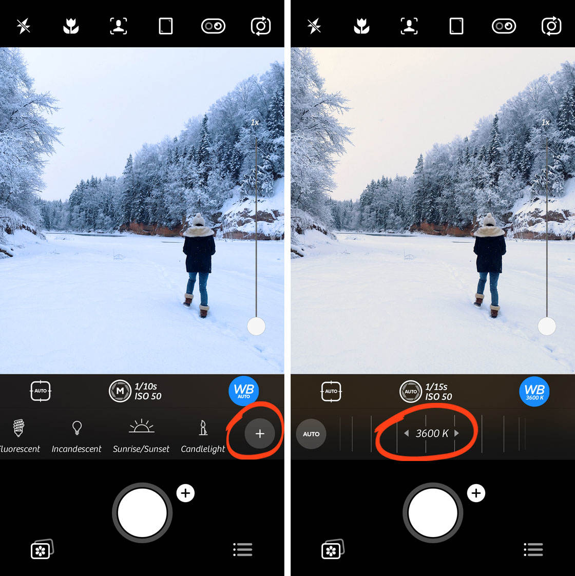 Advanced iphone camera controls 97 no script