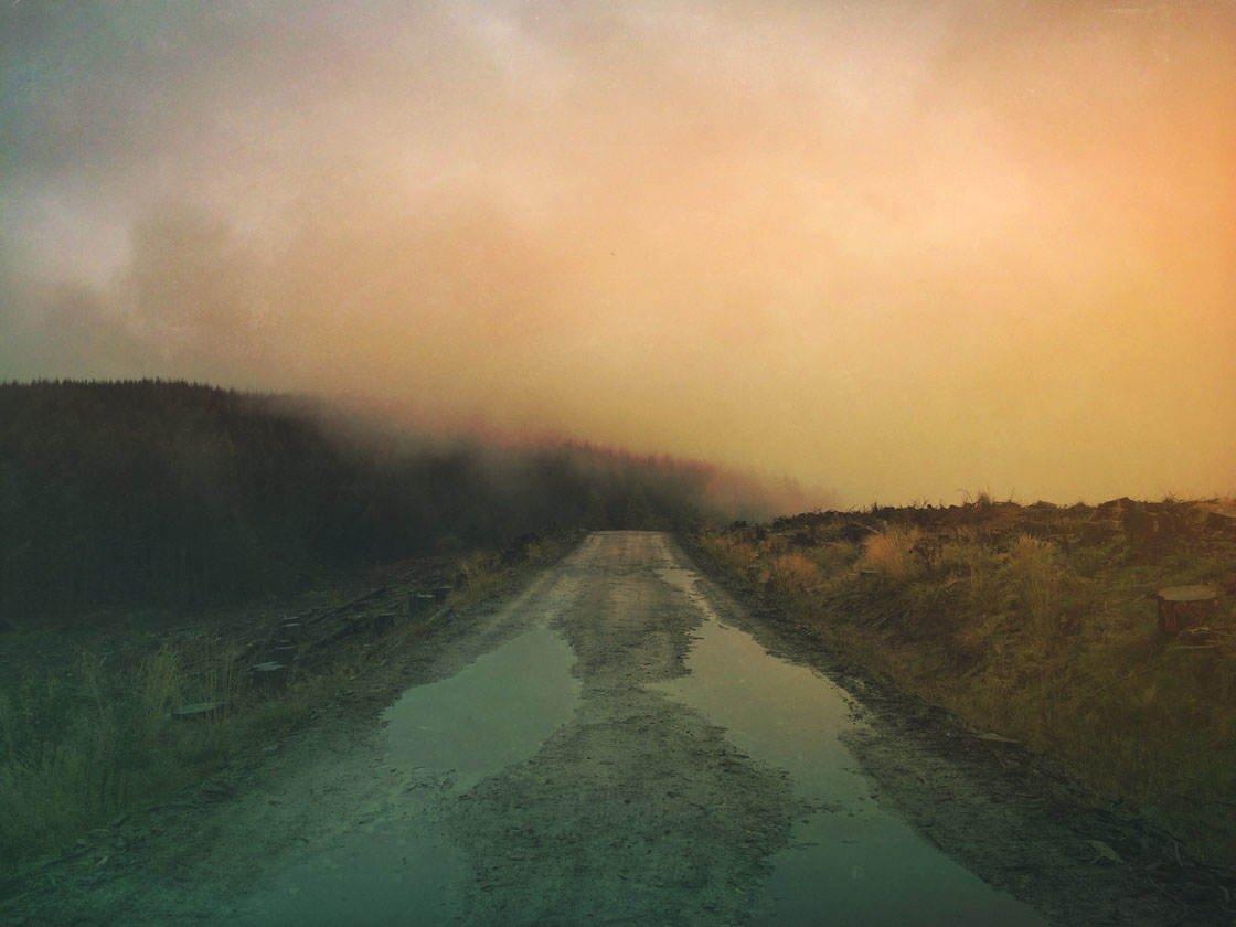 Fog & Mist iPhone Photos 33 no script