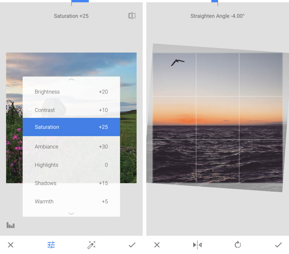 free picture editing apps for instagram