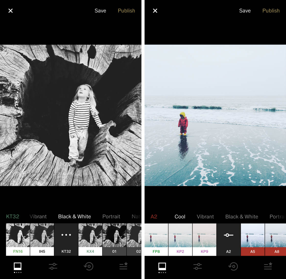 Vintage photography apps for iphone