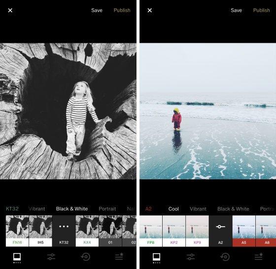 Top ứng dụng chụp ảnh đẹp nhất dành cho Iphone 2