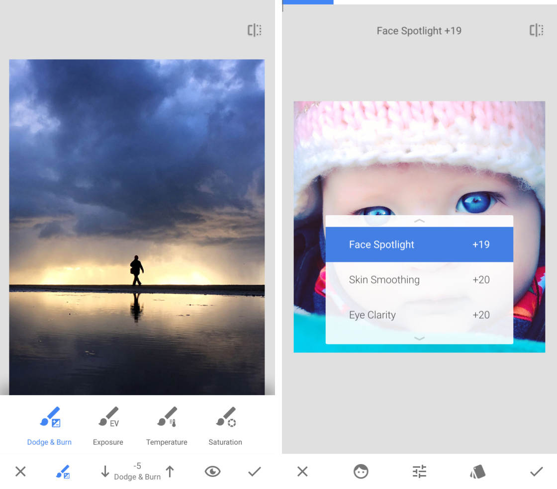 photo apps for iphone no script