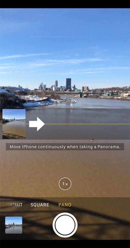 iphone camera effects no script