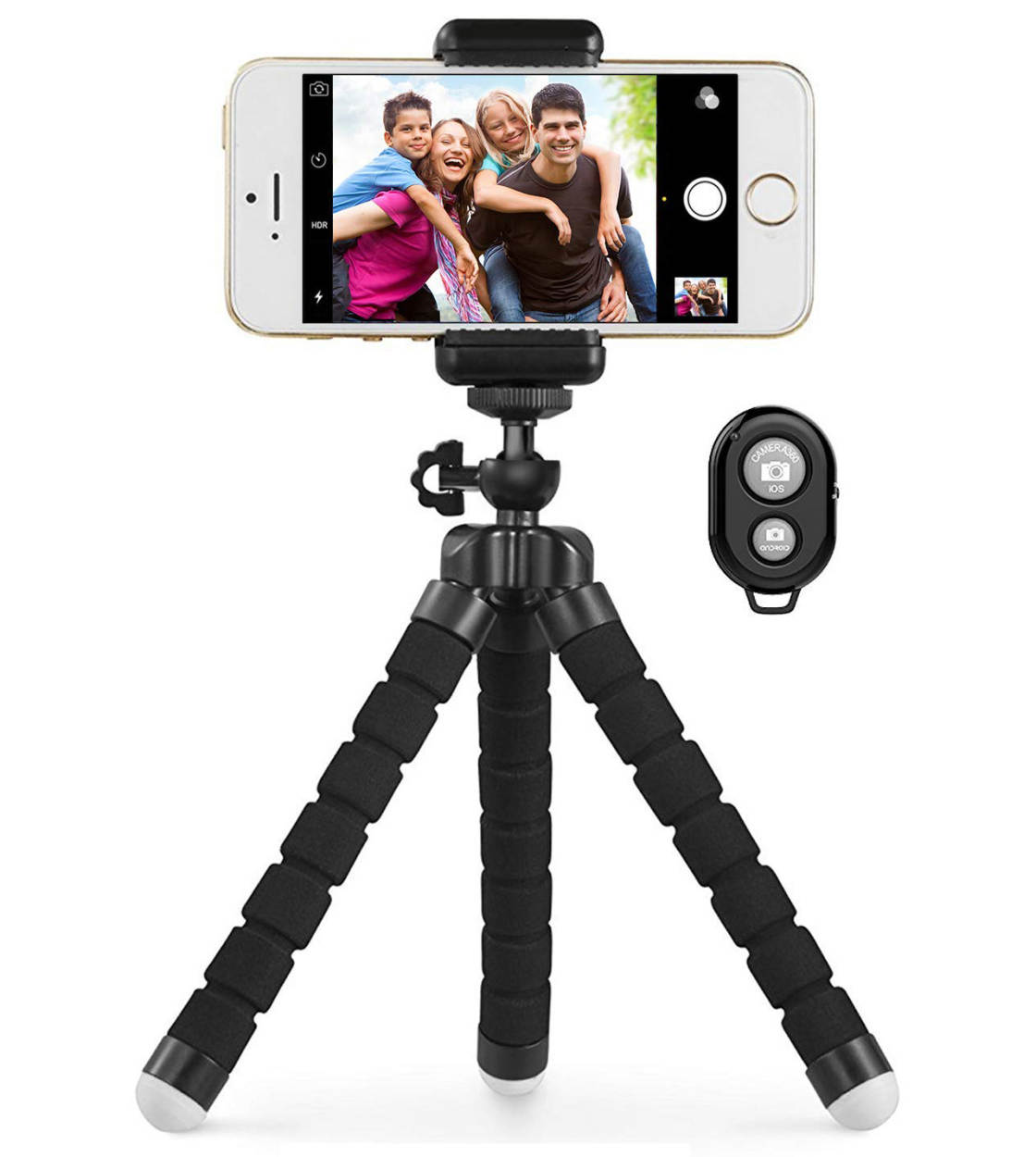 iPhone Tripod no script