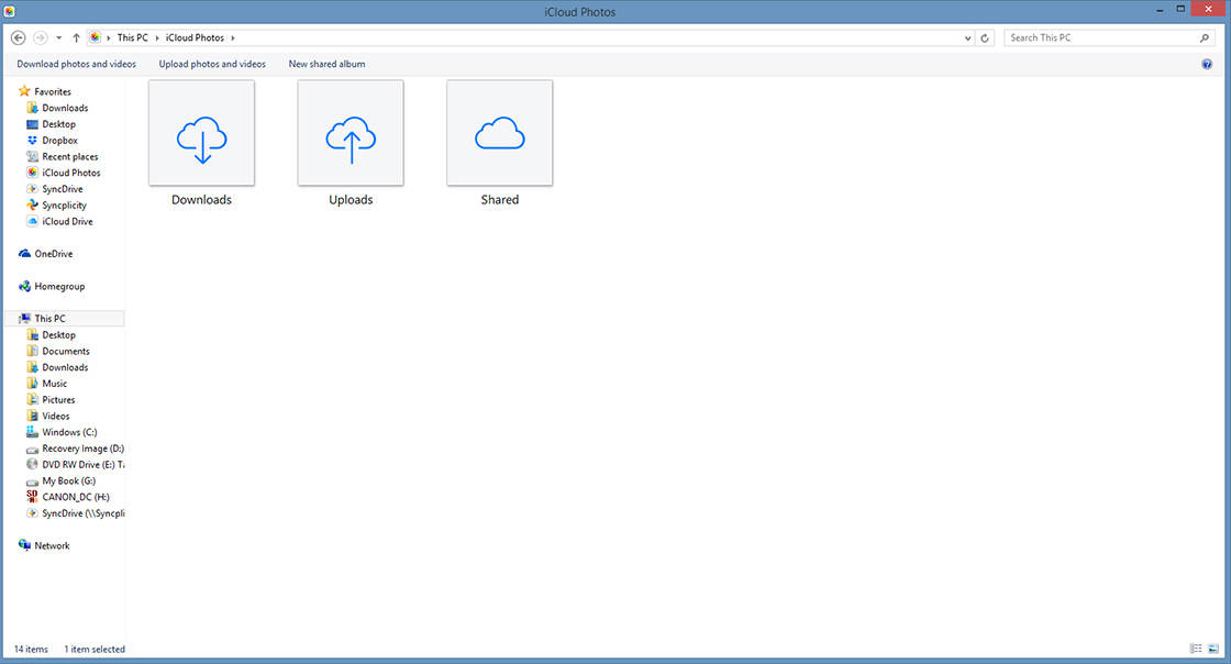 download icloud windows pc
