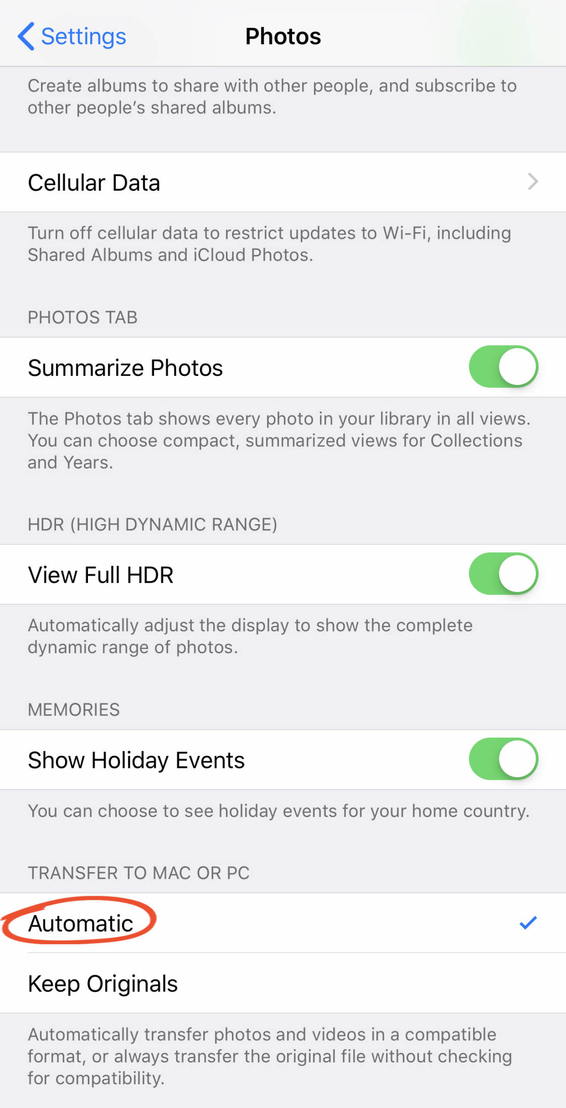 How To Transfer Photos From iPhone To PC no script