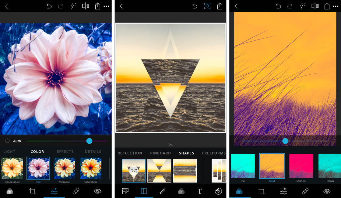 Photoshop Express: Create Stunning iPhone Photo Edits With This Easy App