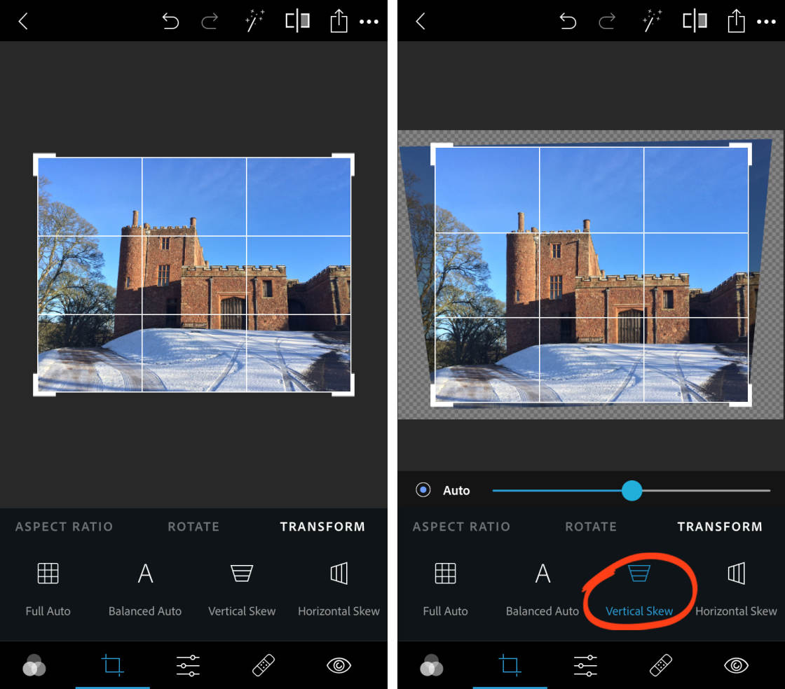Photoshop Express: Create Stunning iPhone Photo Edits With