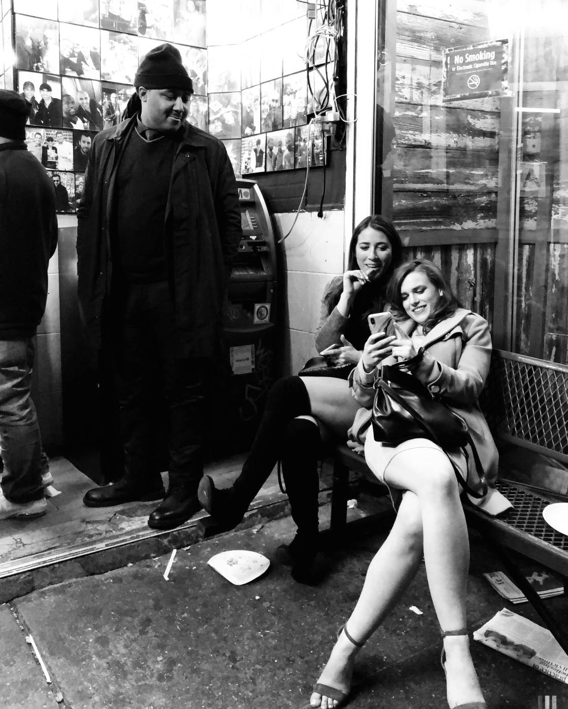 street photography storytelling no script