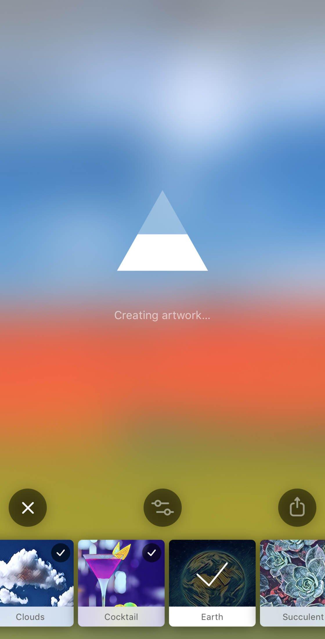 prisma app no script
