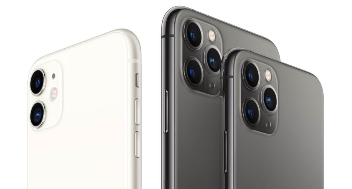 iphone 11 lenses no script