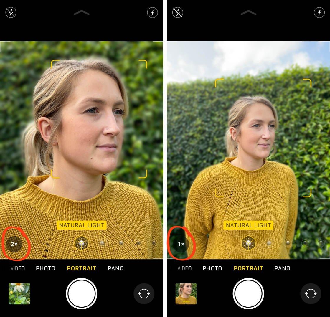iphone 11 lenses no script