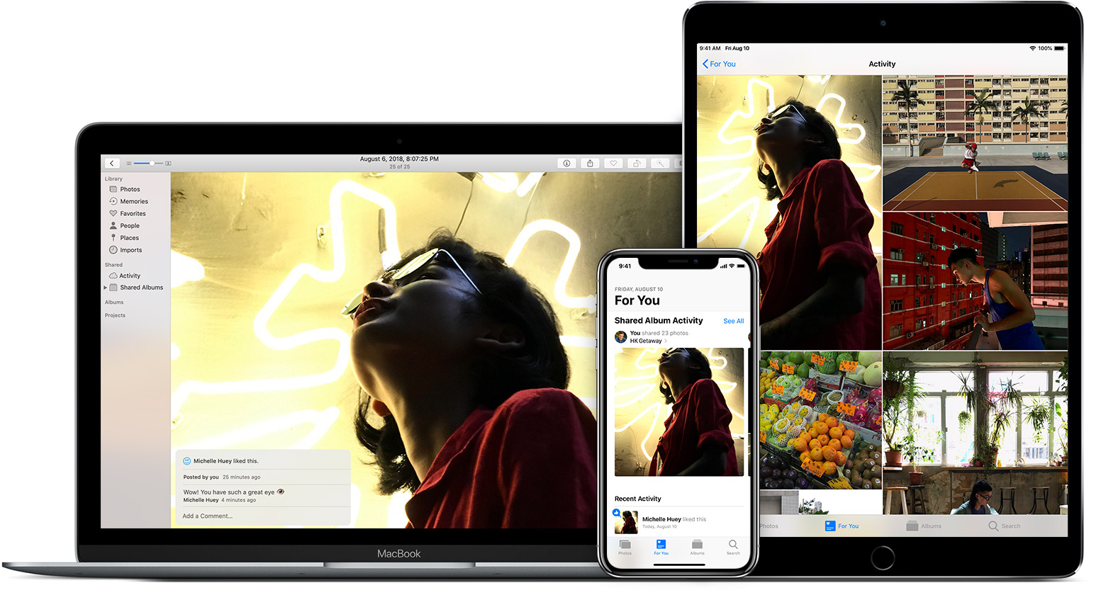 How To Download Photos From Icloud To Your Iphone Ipad Or Computer