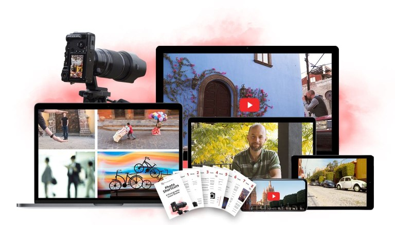 Photo Shortcuts Online Course & Free Bonuses no script