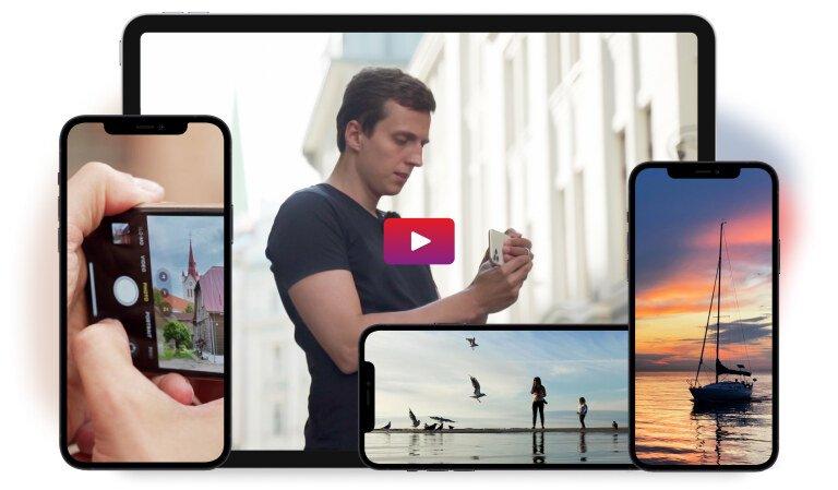 iPhone Photo Academy Starter Edition Course Cover no script