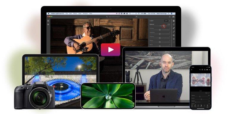 Lightroom Editing Mastery Online Course no script