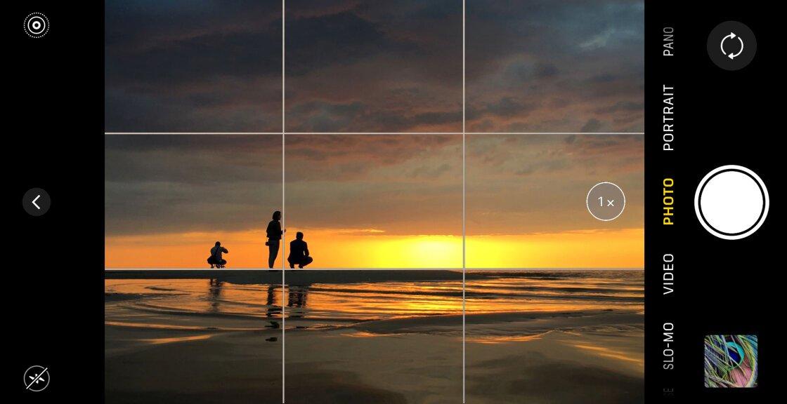 golden hour landscape photography no script