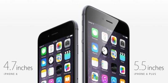 Lanzamiento del iPhone 6 5