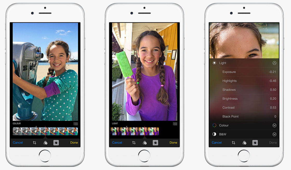iOS 8 Photo Features 8