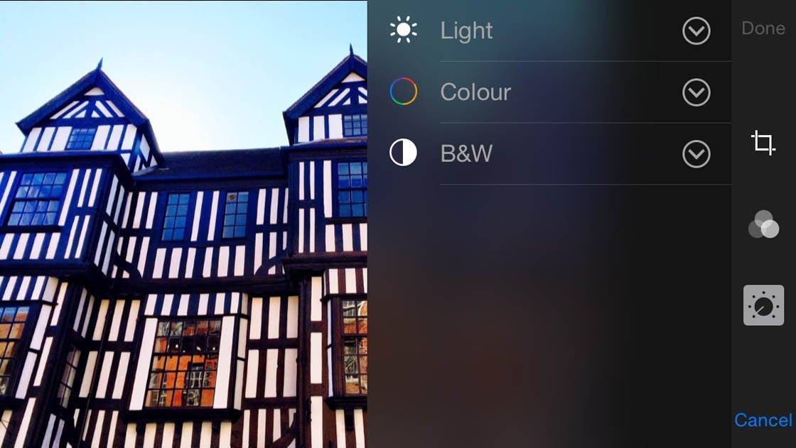 iOS 8 Photo Features 16 no script
