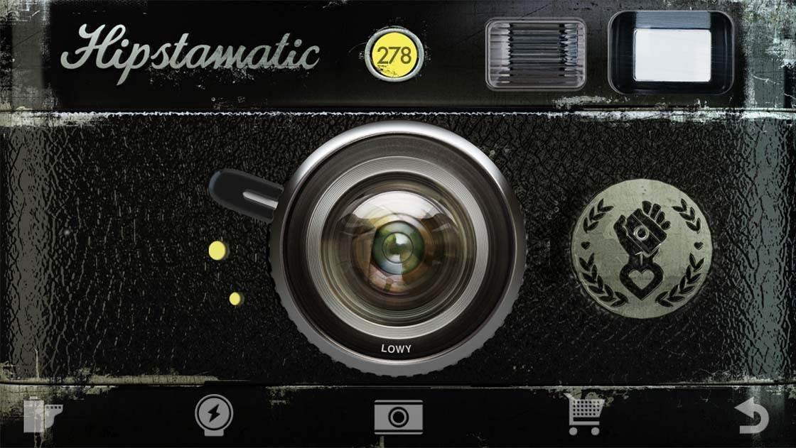 Hipstamatic BW iPhone Photos 8
