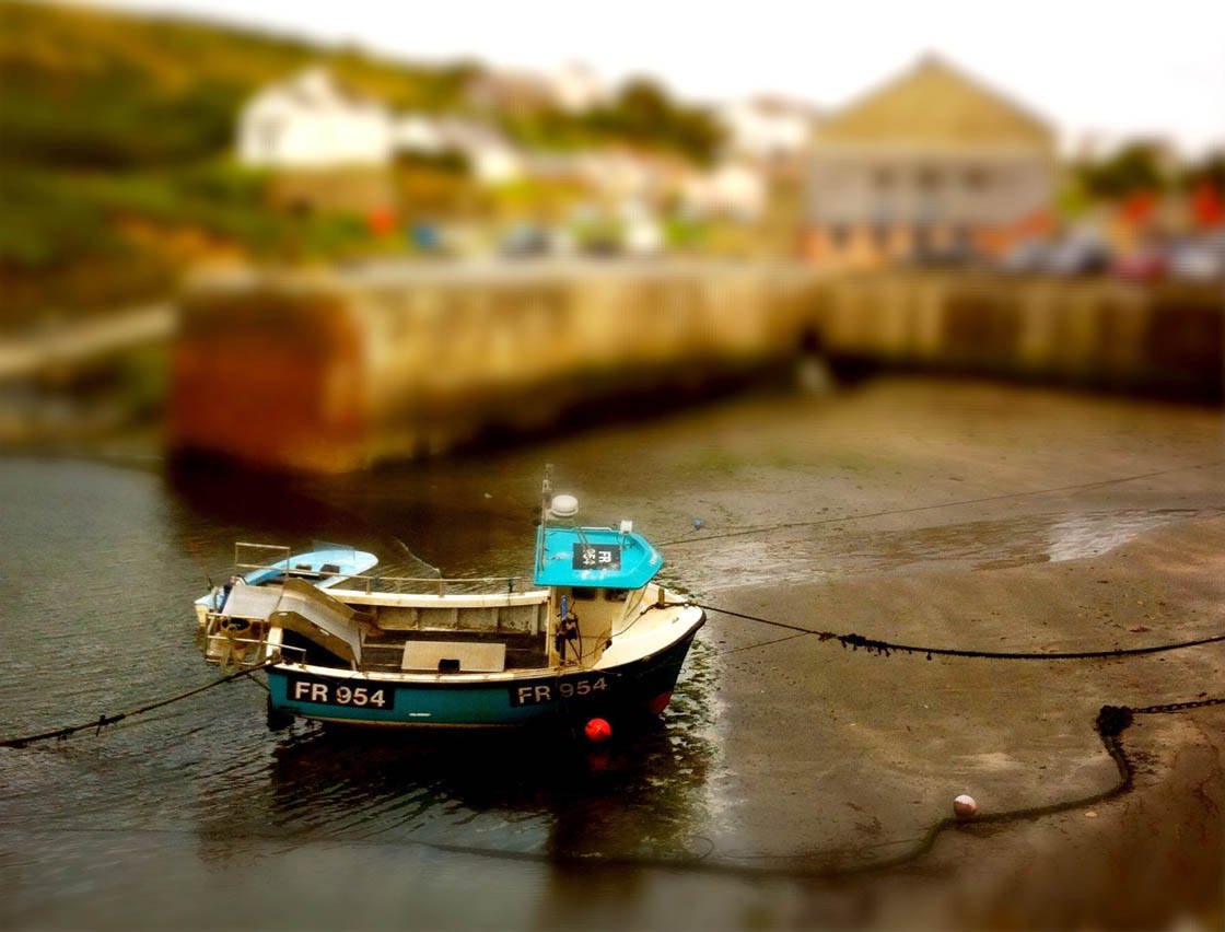 Tilt Shift iPhone Photos 16