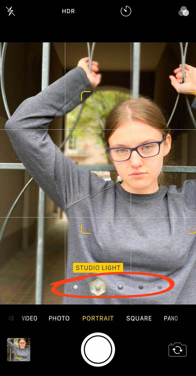 Portrait photography 101 no script