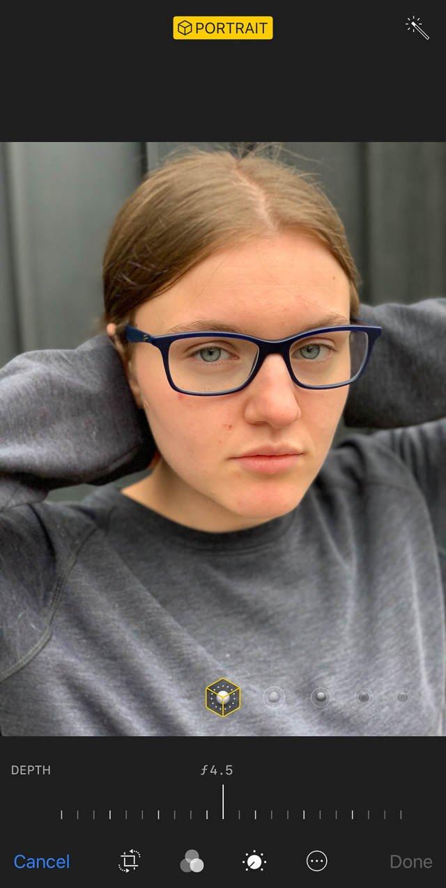 Portrait photography 8001 no script