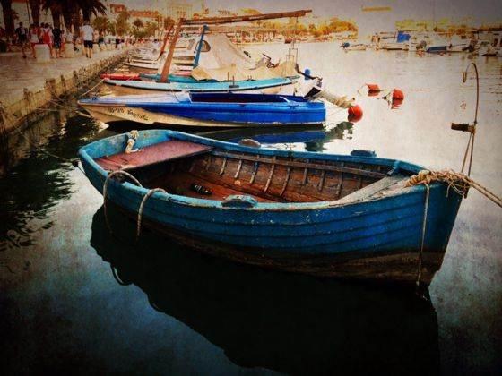 Split Boat no script