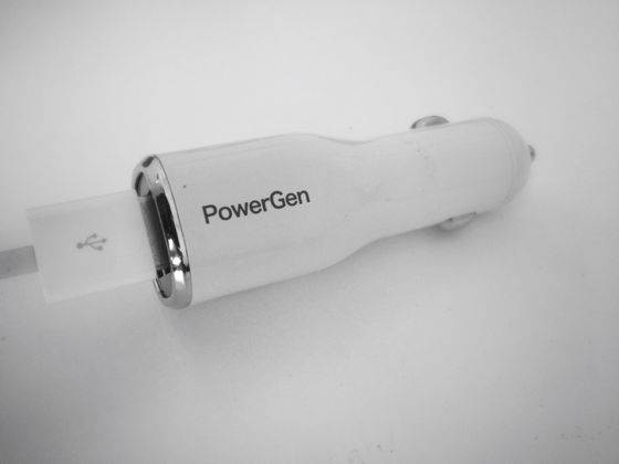 PowerGen Car Charger
