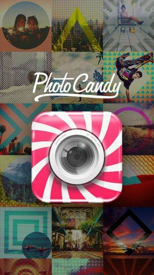 Photo Candy App 1