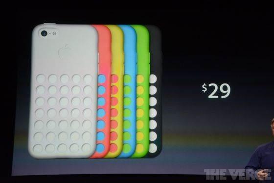 iPhone 5C Cases no script