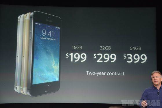 iPhone 5S 1 no script
