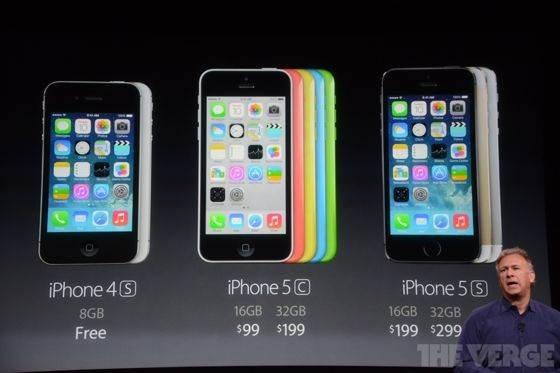 iPhone 5S 2 no script