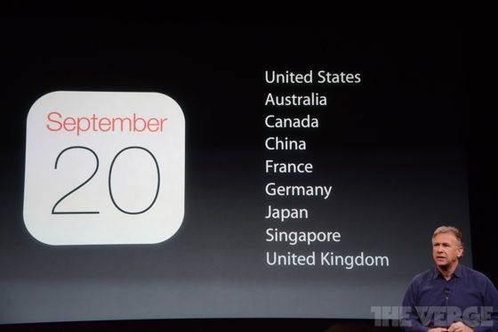 iPhone 5S 3 no script