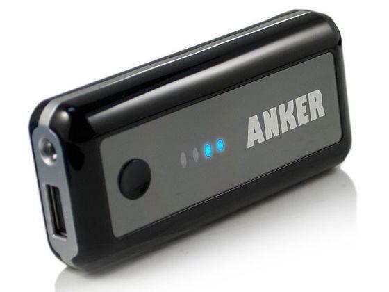 Anker External Battery For iPhone no script