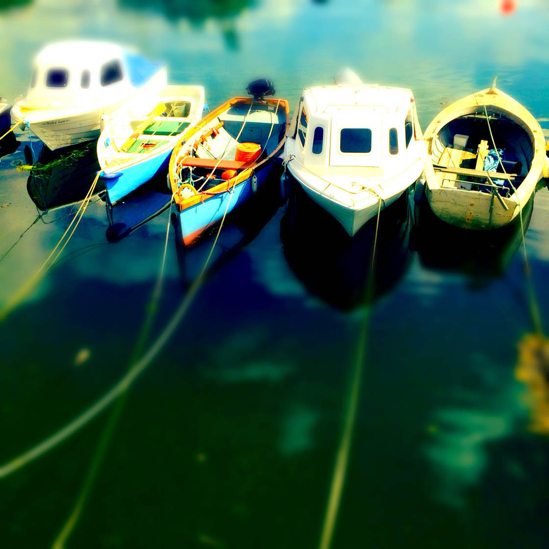 Tilt Shift iPhone Photos 33 no script